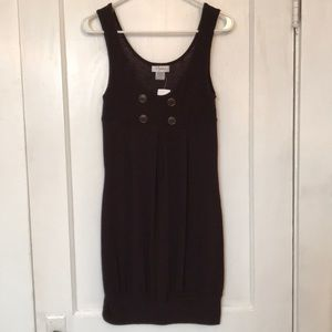 Dresses & Skirts - NWT Brown Sleeveless Dress M